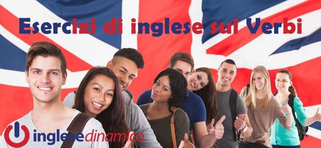 Esercizi D'Inglese Sui Verbi