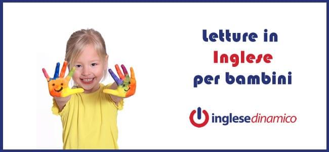 Letture In Inglese Per Bambini: Le Migliori