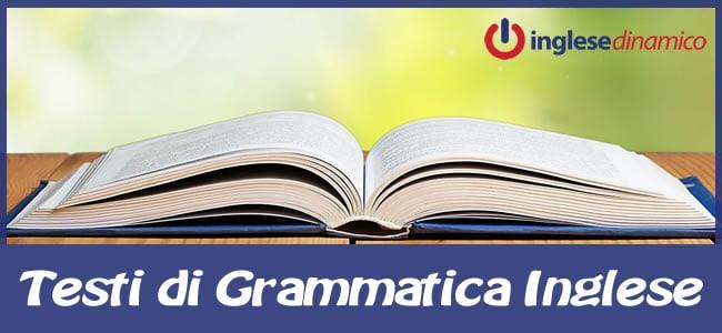 Testi Di Grammatica Inglese: I Migliori