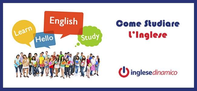 Come Studiare L'Inglese