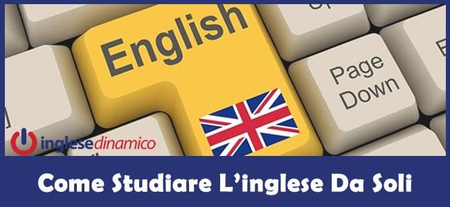 Come Studiare L'Inglese Da Soli