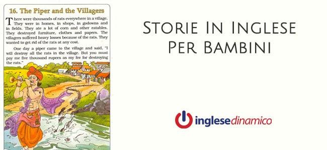 Storie In Inglese Per Bambini: Le Migliori