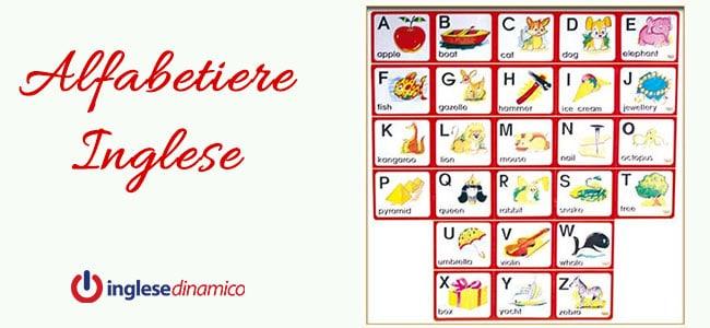 Alfabetiere Inglese: I Migliori