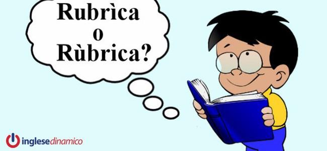 Pronuncia Inglese: Parliamone