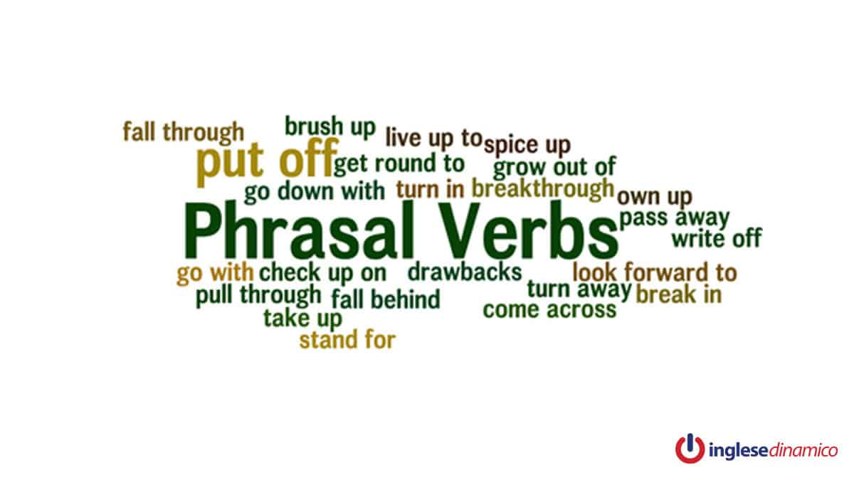 7 phrasal verbs da conoscere