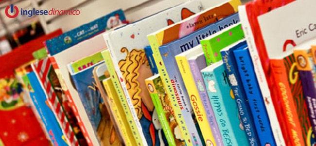 Libri in inglese per bambini: i migliori per età