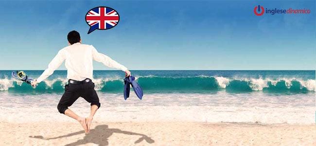 L'inglese per andare in vacanza