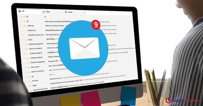 Come scrivere una mail in inglese