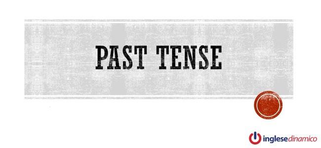Past tense in inglese: approfondiamo